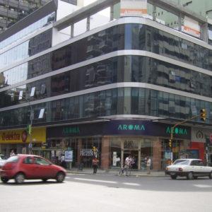 Corrientes Y Callao – CABA – CARPEAL Building
