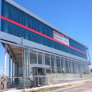 Verificadora Norte – CARPEAL Building