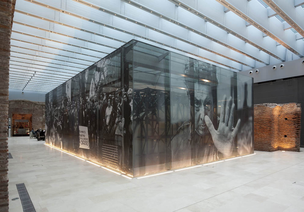 Museo De La Casa Rosada – CARPEAL Design