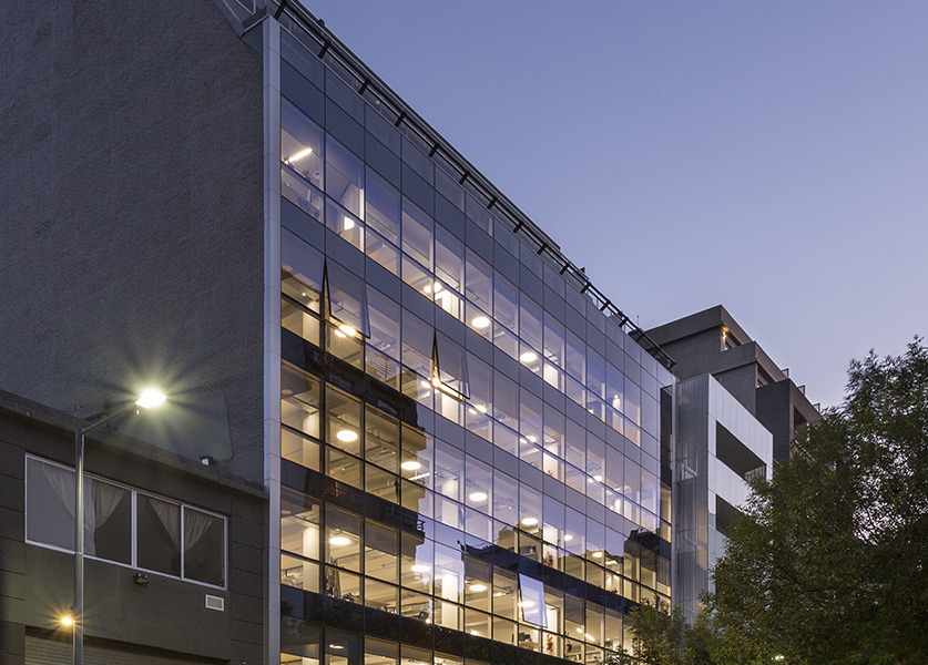Serrano – CARPEAL Building