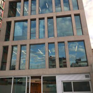 Contrafrente Piel De Vidrio - IATASA - CARPEAL Building