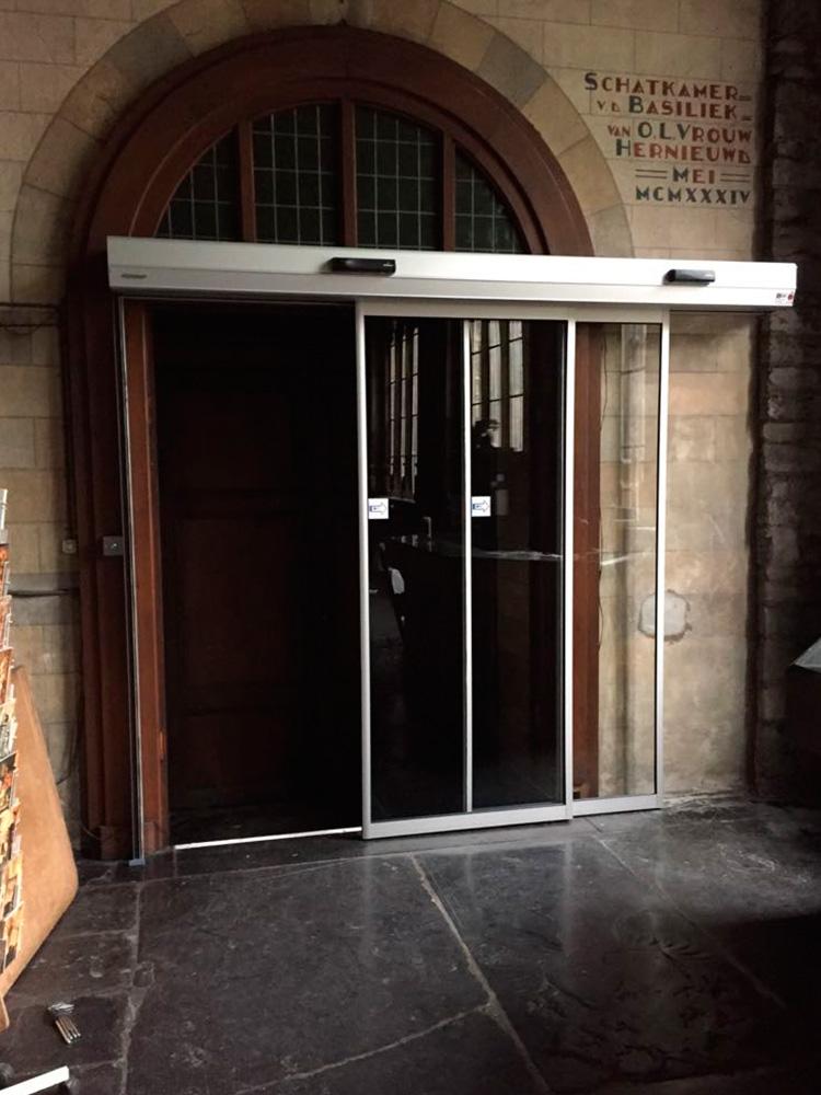 Puertas Automáticas Telescópicas PORTALP - CARPEAL