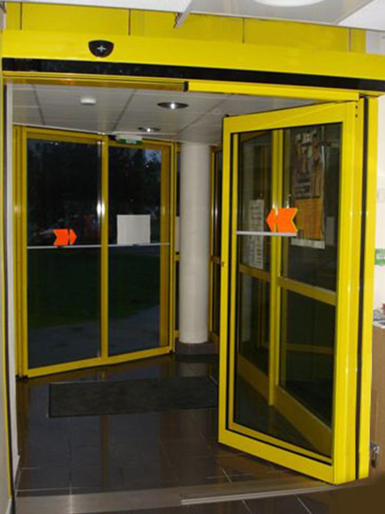 Puertas Automáticas Antipánico Integral PORTAL P _ CARPEAL