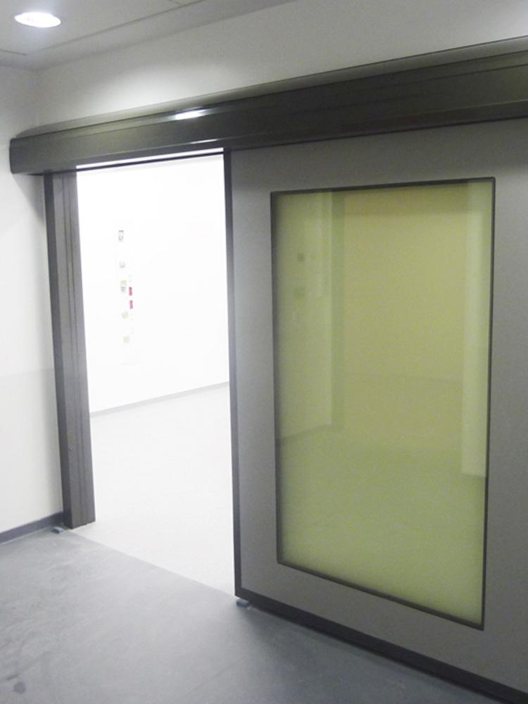 Puertas Automáticas Hospitalarias PORTALP - CARPEAL