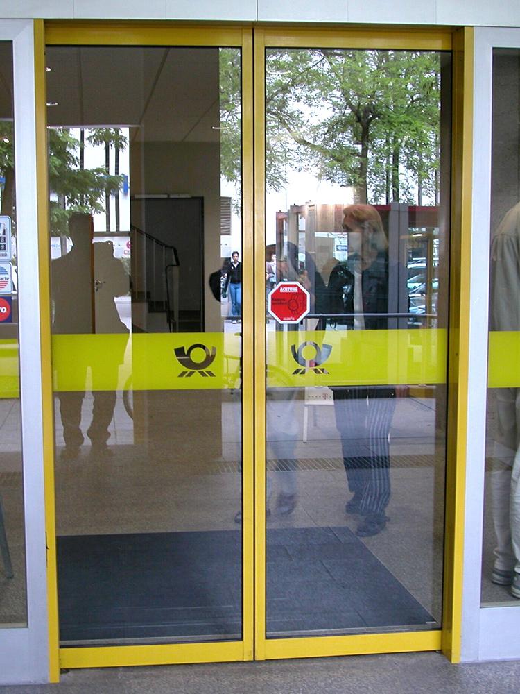 Puertas Automáticas Corredera PORTALP - CARPEAL