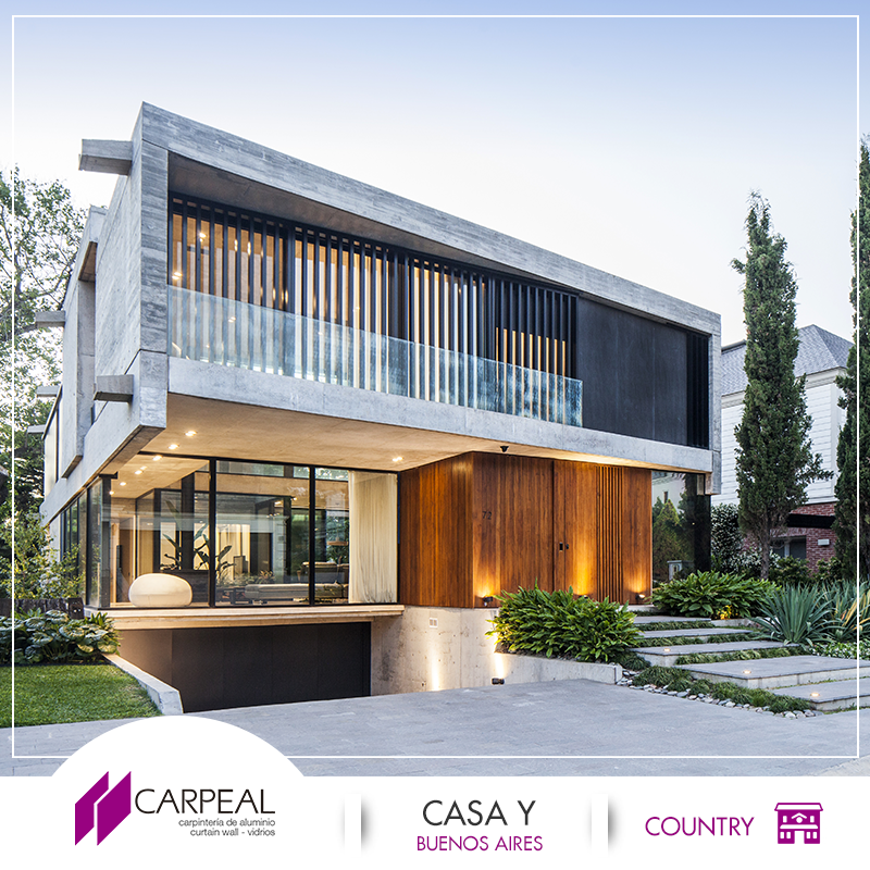 Casa Y - Carpeal Country