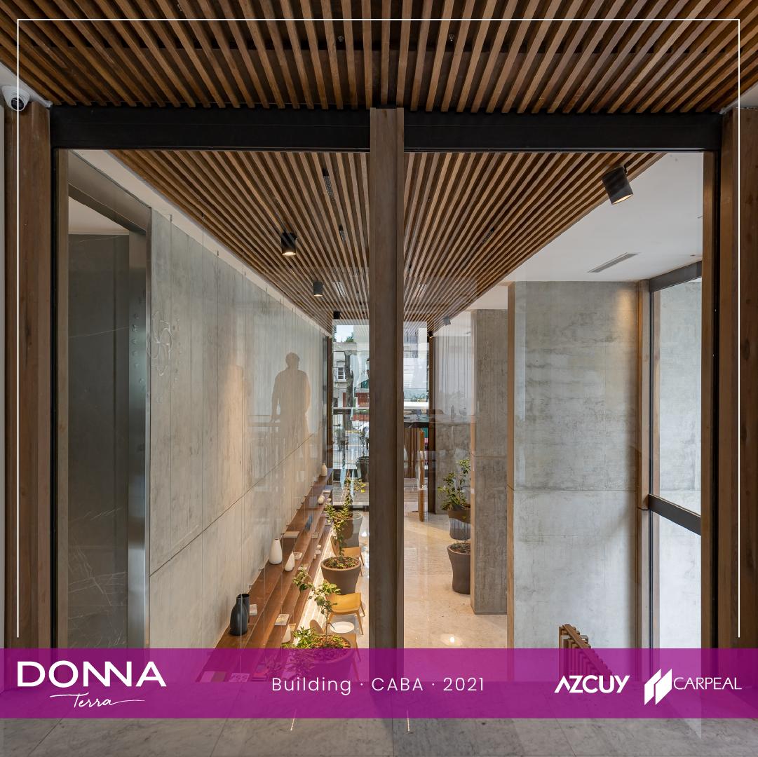 DONNA TERRA - Estudio AZCUY - CARPEAL Building